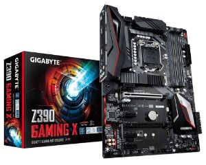 Placa Mãe GIGABYTE CHIPSET INTEL Z390 GAMING X SOCKET LGA 1151