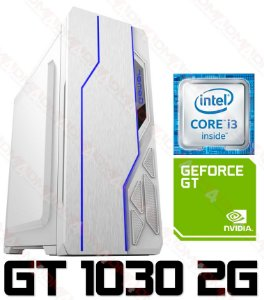 (SUPER OFERTA) PC Gamer Intel Core I3 Sandy Bridge 2120, 8GB DDR3, HD 500GB, GPU GT 1030 2GB