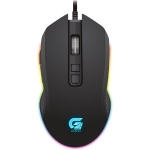Mouse Gamer Com Fio USB FORTREK M3 PRO RGB