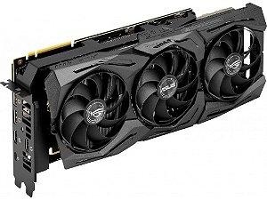 Placa de Vídeo GPU GEFORCE RTX 2080TI ASUS ROG STRIX GAMING 11GB GDDR6 352 BITS - ROG-STRIX-RTX2080TI-O11G-GAMING