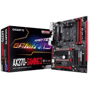 Placa Mãe GIGABYTE CHIPSET AMD AX370-GAMING 3 SOCKET AM4