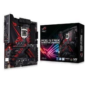 Placa Mãe ASUS ROG STRIX CHIPSET INTEL B360M-H GAMING SOCKET LGA 1151