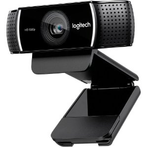 WebCam Logitech C922 Pro Stream Full HD 1080p/30fps 720p/60fps
