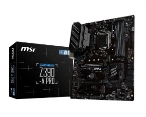 Placa Mãe MSI CHIPSET INTEL Z390-A PRO SOCKET LGA 1151