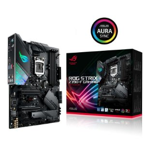Placa Mãe ASUS ROG STRIX CHIPSET Z390-F SOCKET LGA 1151