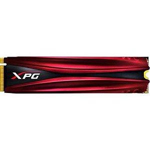 SSD Adata XPG Gammix S11 Pro 512GB M.2, Leitura 3500MB/s, Gravação 2300MB/s - AGAMMIXS11P-512GT-C