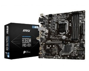 Placa Mãe MSI Chipset Intel B360M PRO-VDH Socket LGA 1151