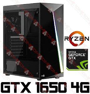 (Lançamento) PC Gamer AMD Ryzen 5 2600, 8GB DDR4, SSD 240GB, GPU GEFORCE GTX 1650 OC 4GB