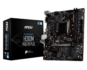 Placa Mãe MSI Chipset Intel H310M PRO-VH PLUS SOCKET LGA 1151