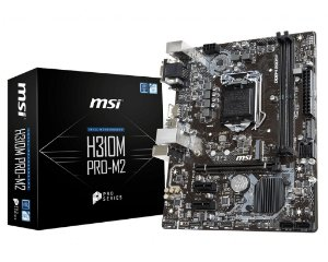 Placa Mãe Chipset Intel H310M PRO-M2 SOCKET LGA 1151