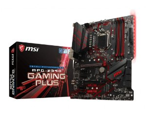 Placa Mãe MSI CHIPSET INTEL Z390 MPG GAMING PLUS SOCKET LGA 1151