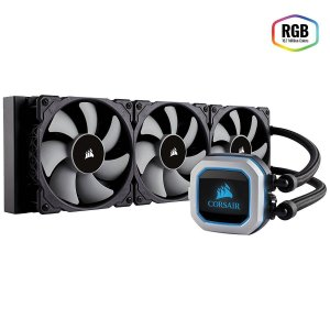 WATER COOLER H150i PRO RGB HYDRO SERIES 360MM CW-9060031-WW - CORSAIR