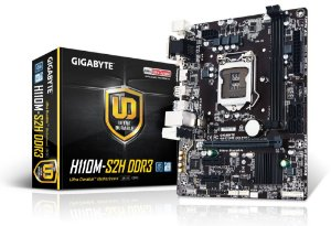 Placa Mãe GIGABYTE CHIPSET INTEL H110M-S2H DDR3 SOCKET LGA 1151