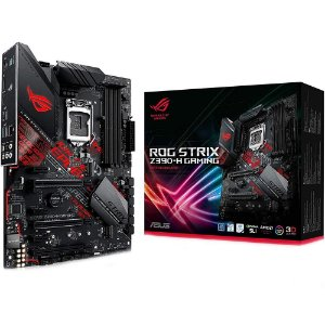 Placa Mãe ASUS ROG STRIX CHIPSET INTEL Z390-H SOCKET LGA 1151