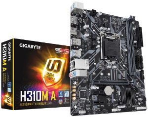 Placa Mãe GIGABYTE CHIPSET INTEL H310M A SOCKET LGA 1151