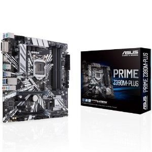 Placa Mãe ASUS PRIME CHIPSET INTEL Z390M-PLUS SOCKET LGA 1151