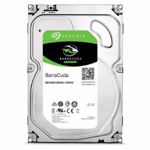 HD 6 Teras P/ Desktop Sata 6gbs 256MB Cache Seagate Barracuda 5900 RPM ST6000DM003