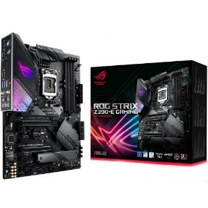 Placa Mãe ASUS ROG STRIX CHIPSET INTEL Z390-E GAMING SOCKET LGA 1151