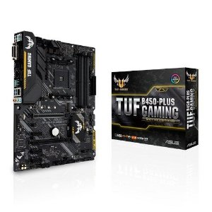 Placa Mãe ASUS TUF CHIPSET AMD B450-PLUS GAMING SOCKET AM4