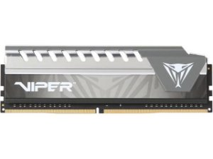 Memória RAM P/ Desktop 8gb DDR4 CL16 2666 Mhz PATRIOT VIPER - PVE48G266C6GY (1X8gb)