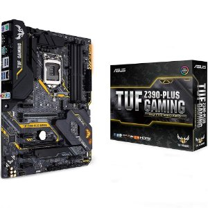 Placa Mãe ASUS TUF CHIPSET INTEL Z390-PLUS GAMING SOCKET LGA 1151