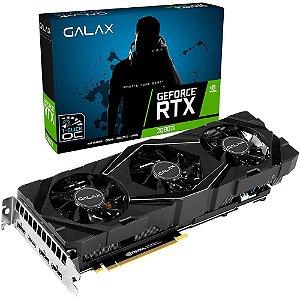 Placa de Vídeo GPU GEFORCE RTX 2080TI SG (1-Click OC) 11GB GDDR6 - 352 Bits - GALAX 28IULBMDT22G