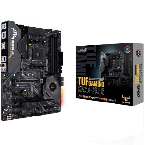 Placa Mãe ASUS TUF CHIPSET AMD X570-PLUS/BR GAMING SOCKET AM4