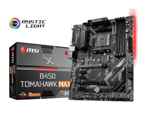 Placa Mãe MSI CHIPSET AMD B450 TOMAHAWK MAX SOCKET AM4