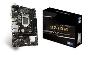 Placa Mãe BIOSTAR CHIPSET INTEL H310MHP SOCKET LGA 1151