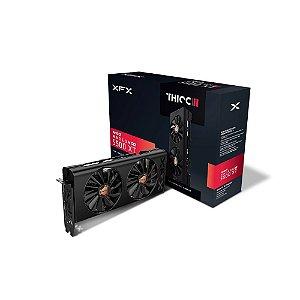 Placa de Vídeo AMD Radeon RX 5500XT 8GB GDDR6 - 128 Bits XFX RX-55XT8DFD6