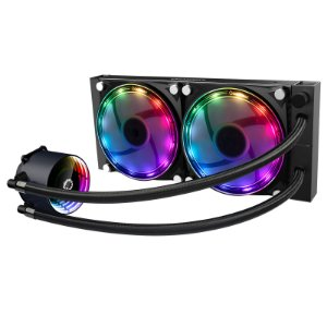 Water Cooler 240MM GAMEMAX ICE HEILL RGB