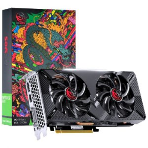 Placa de Vídeo Nvidia Geforce GTX 1660 SUPER OC 6GB GDDR6 - 192 Bits PCYES -  GRAFFITI SERIES- PPSOC16601926G6