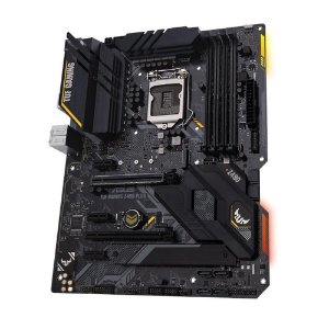 Placa Mãe ASUS TUF CHIPSET INTEL Z490-PLUS GAMING SOCKET LGA 1200