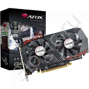 Placa de Vídeo GPU GEFORCE GTX 1050TI 4GB GDDR5 - 128 BITS AFOX - AF1050TI-4096D5H2
