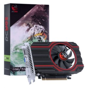 Placa de Vídeo GPU GEFORCE GT 740 4GB GDDR5 - 128 BITS PCYES - PA740GT12804D5FZ