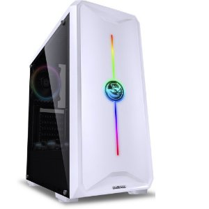 PC Gamer MOBA BOX Intel Core i3 Coffee Lake 9100F, 8GB DDR4, SSD 240GB, GPU GEFORCE GT 740 4GB