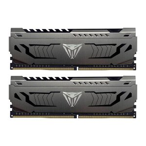 Memória P/ Desktop 32GB DDR4 CL16 3200 Mhz PATRIOT VIPER GAMING - PE000641-PVS432G320C6K (2X16GB)