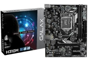 Placa Mãe GALAX CHIPSET INTEL H310M SOCKET LGA 1151