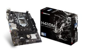 Placa Mãe BIOSTAR CHIPSET INTEL H410MH SOCKET LGA 1200