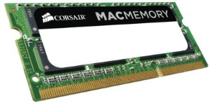 Memória Corsair Value Select, 8GB, 1600MHz, DDR3L, Notebook, CL11 - CMSO8GX3M1C1600C11