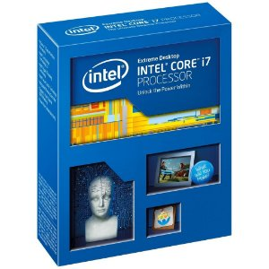 Processador Intel Core i7-5820K, Cache 15MB, 3.3GHz (3.6GHz Max Turbo)