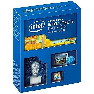 Processador Intel Core i7-5820K, Cache 15MB, 3.3GHz (3.6GHz Max Turbo)