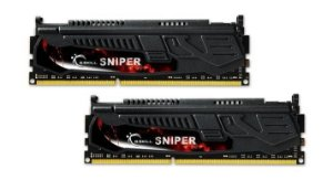 Kit Memória G.Skill Sniper 16GB DDR3 (2X8gb) 2133 Mhz