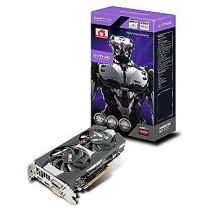 Placa de Vídeo ATI Radeon R7 370 - 2gb DDR5 - 256 Bits Dual-X OC Saphire 11240-06-20g