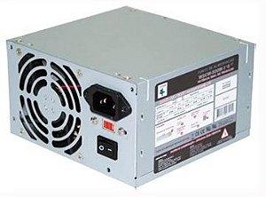 Fonte Padrão ATX 450 Watts Nominal Bivolt
