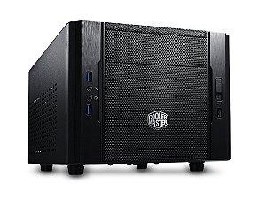 Gabinete Cooler Master Mini ITX Elite 130 USB 3.0 Preto RC-130-KKN1