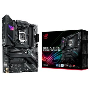 Placa Mãe ASUS ROG STRIX CHIPSET INTEL B460-F GAMING SOCKET LGA 1200