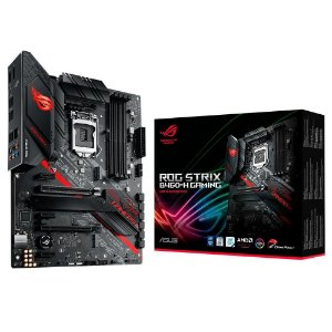 Placa Mãe ASUS ROG STRIX CHIPSET INTEL B460-H GAMING SOCKET LGA 1200