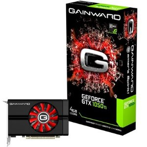 Placa de Vídeo GPU GEFORCE GTX 1050TI 4GB GDDR5 - 128 BITS GAINWARD NE5105T018G1-1070F