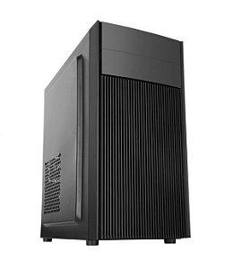 Gabinete Micro ATX Black C/ 2 USB Frontal Sem Fonte - BPC ULTRA MX